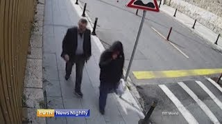 """Surveillance Video Appears to Show Murdered Journalist's """"Body Double"""" - ENN 2018-10-22"""