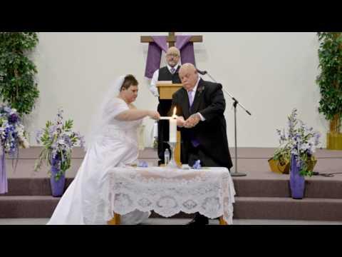 Dawson/Lindsey Wedding first