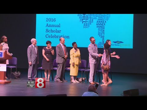 New Haven Promise awards scholarship money to 359 local students