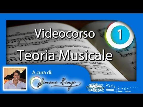 Video Corso - Teoria musicale - Lezione 1 - Suono e scala - pianoconcerto.it