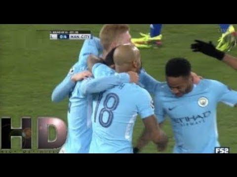 FC Basel vs Manchester City, Champions League (0-4) 13/02/2018