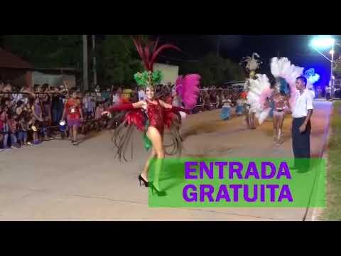 Carnavales Barriales 2018