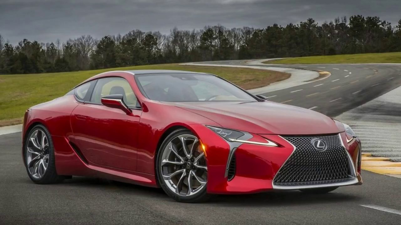 Watch This Lexus Lc 500 Specs 2017 Review Info And Photos