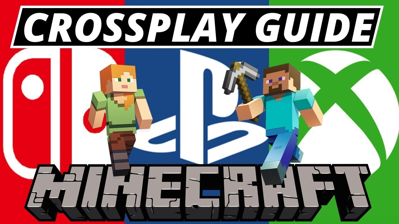 How To Play Minecraft Crossplay Ps4 Xbox Serversmods Info And Ps Tokens Explained