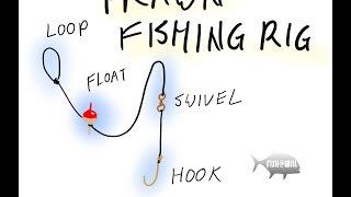 Singapore Prawn Fishing - Tackles