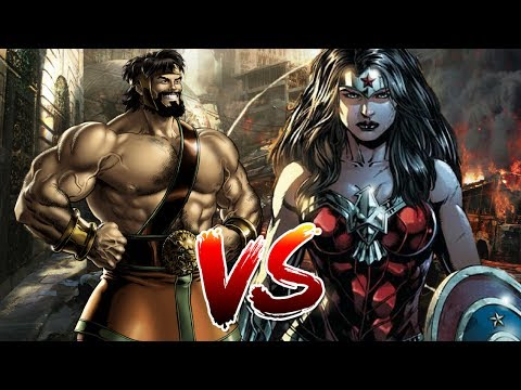 Wonder Woman VS Hercules | Who Wins?