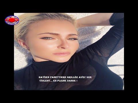 Hayden Panettiere grillée avec son  violent… en pleine danse !