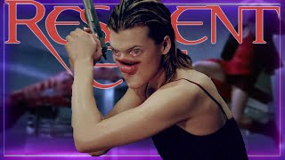 RESIDENT EVIL (2002) MOVIE REVIEW - Colton West
