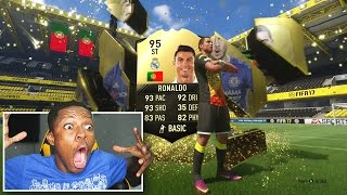 OMG NEW STRIKER RONALDO PACK OPENING !!!