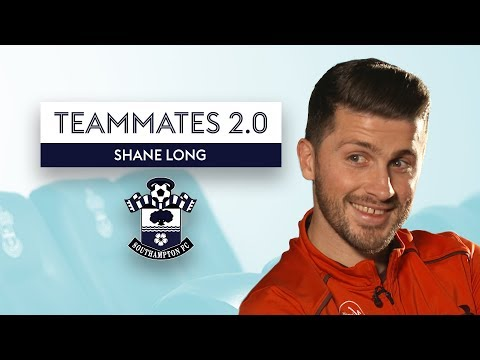 Who spends 30 minutes styling his hair?! | Shane Long | Teammates 2.0