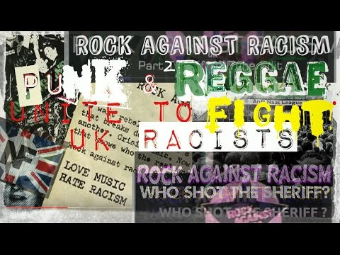 When Reggae & Punk Music United To Create Britain's Rock Against Racism Movement