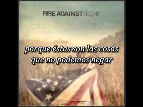 Rise Against - Satellite (subtítulos español)