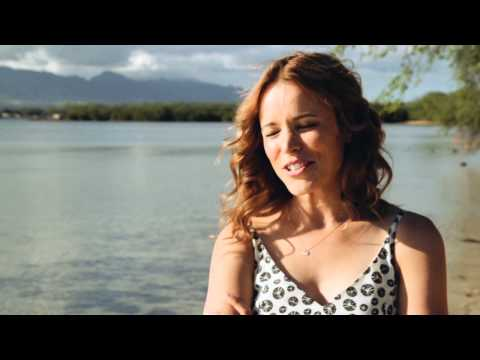 "Aloha: Rachel McAdams ""Tracy Woodside"" Behind the Scenes Movie Interview"