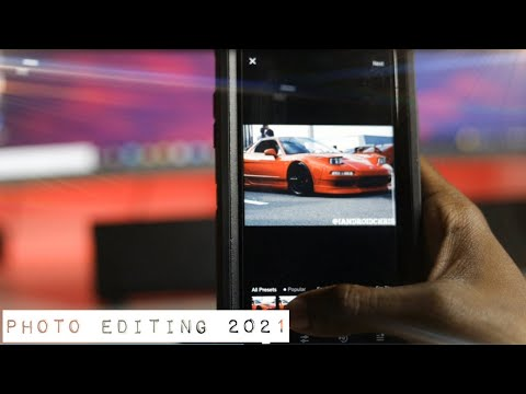 Best Photo Editing Apps For IPhone U0026 Android 2021!