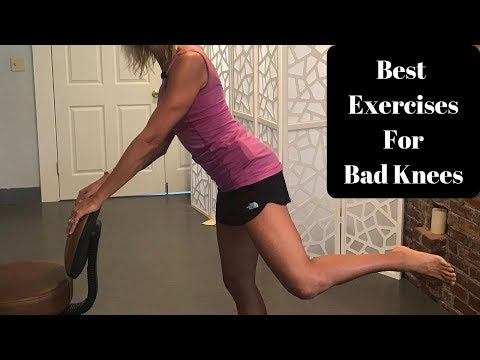 The Best Exercises For Bad Knees
