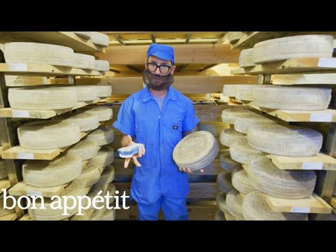 Inside the Cheese-Aging Caves 30 Feet Under Brooklyn | I Got a Guy | Bon Appétit