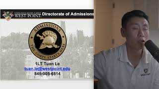 What is the United States Military Academy at West Point and how do you get in?