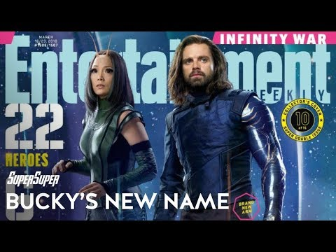 Bucky Barnes: New Name New Arm | Explained in HINDI