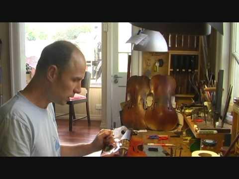 How To Straighten A Violin Or Viola Bridge