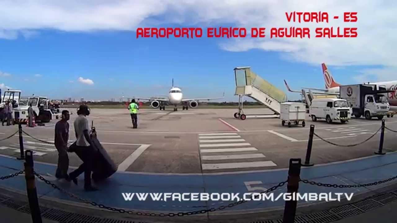 Aeroporto Vix : Aeroporto de vitoria vitoria airport vix sbvt youtube
