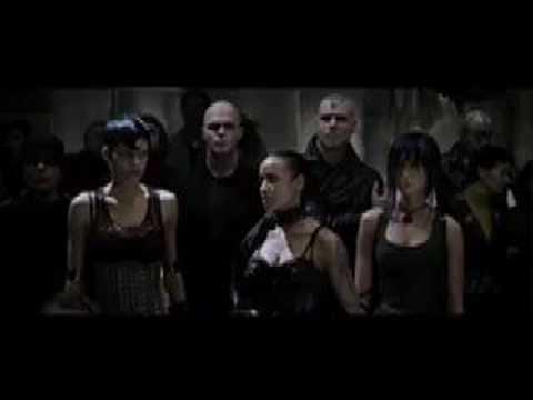 Psylocke Mei Melancon xmen 3