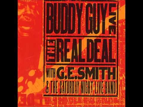 Buddy Guy - Sweet Black Angel ( Black Angel Blues) Live