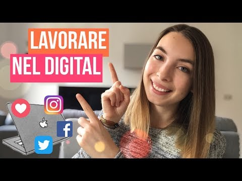 Come Iniziare a Lavorare nel DIGITAL MARKETING
