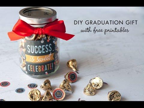 Sweet diy graduation gifts youtube sweet diy graduation gifts negle Choice Image
