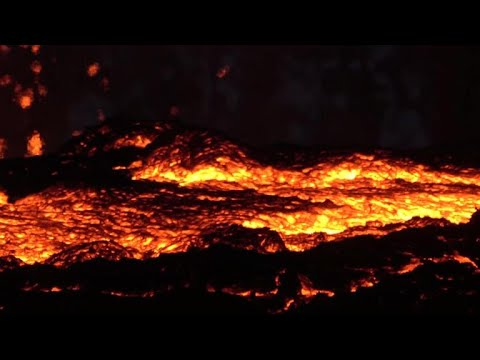 New fissures bursting with lava remind Big Island of volcano's menace
