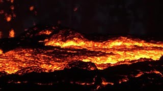 New fissures bursting with lava remind Big Island of volcano