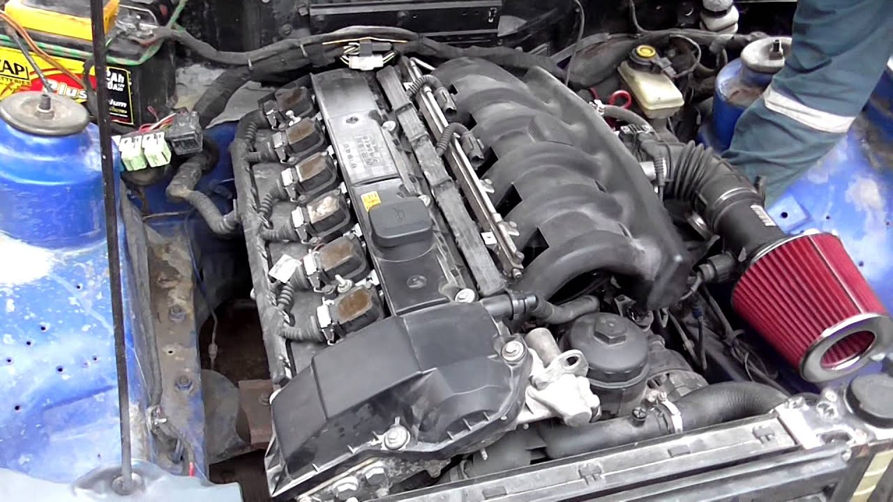 Восстановление Ford Sierra после ДТП
