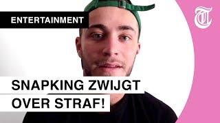 Snapking veroordeeld voor naaktvideo's