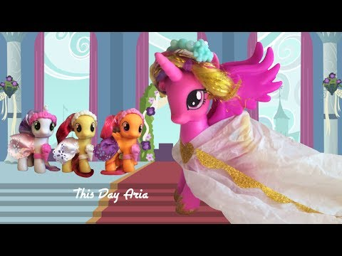 This Day Aria MLP Toy Version