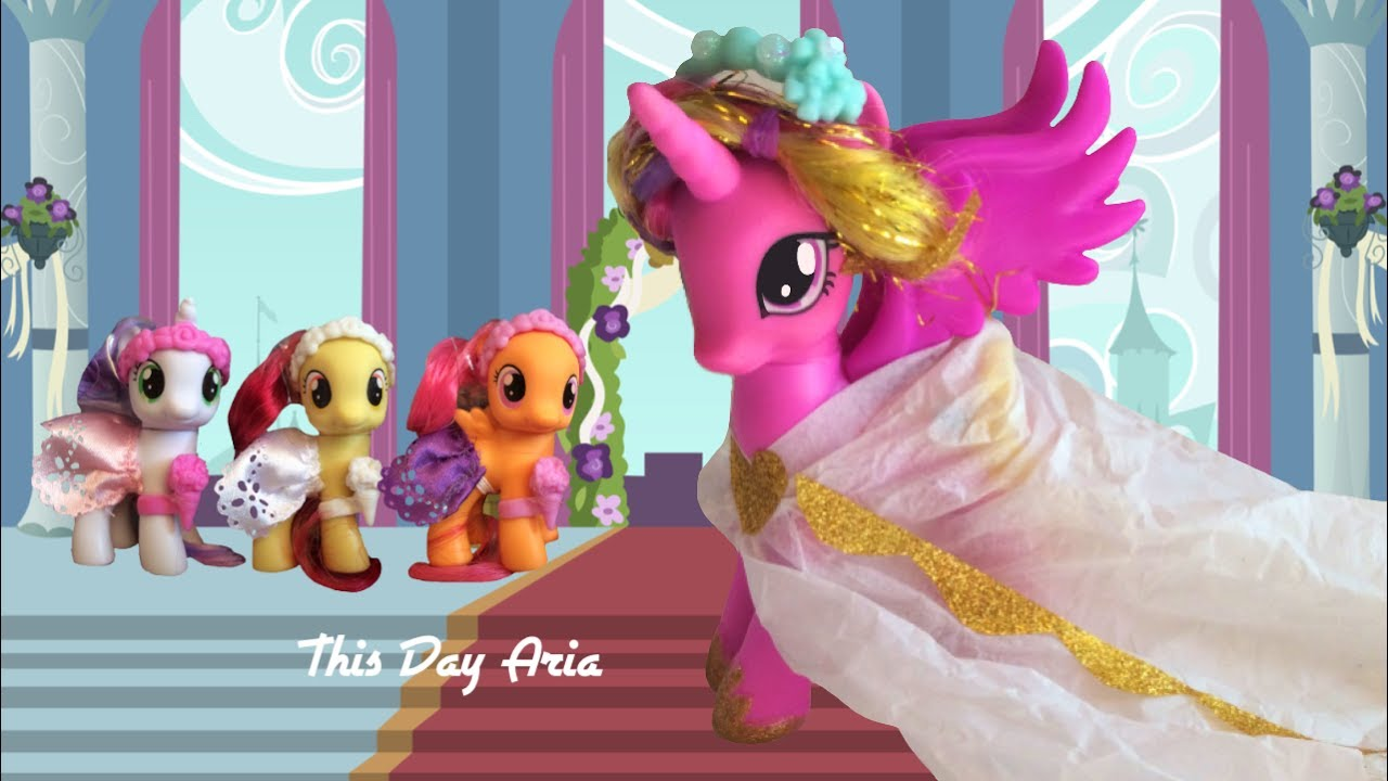 This Day Aria MLP Toy Version - YouTube