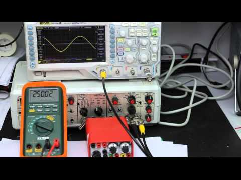 Output-Impedance: 2 simple methods for measuring and calcula