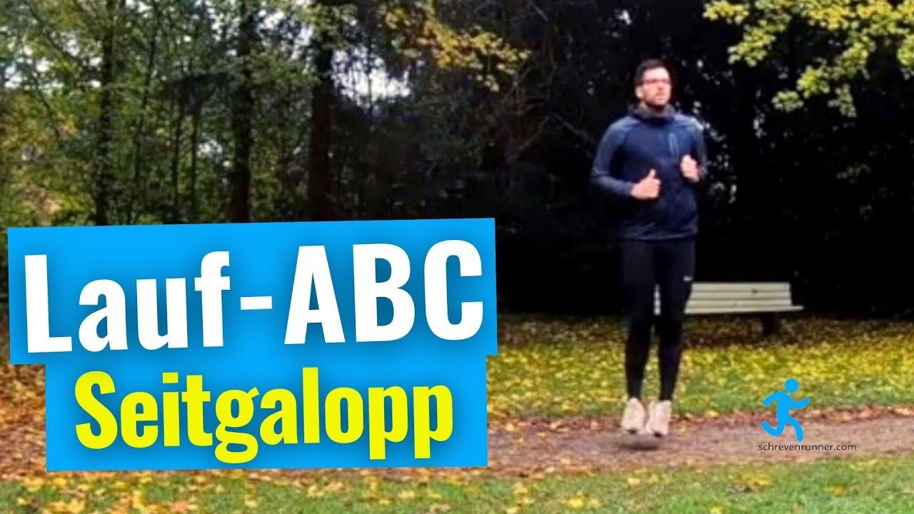 Lauf-ABC: Seitgalopp