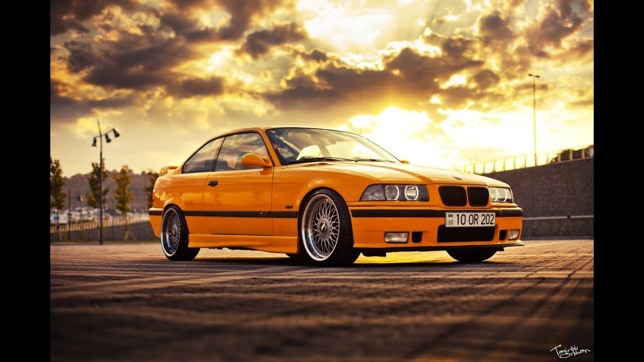 Bmw E36 Stance Baku Youtube