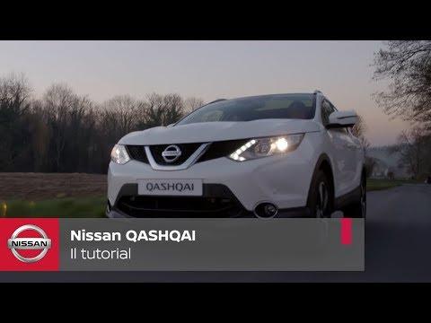 Tutorial per il nuovo Nissan Qashqai