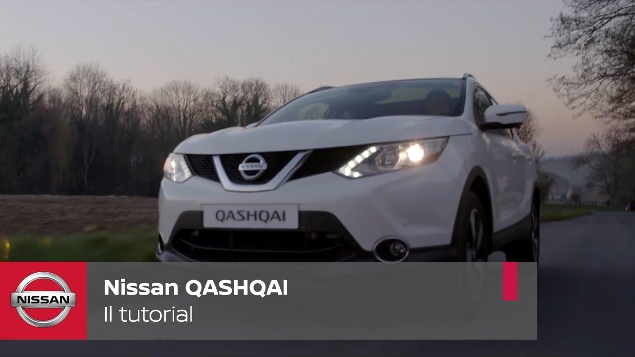 Schema Elettrico Nissan Qashqai : Nissan qashqai tutorial sul sistema di assistenza al conducente