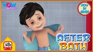 After Bath Rhyme in Hindi | Popular Nursery Rhymes for Kids | Vir