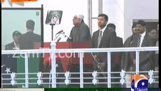 """Asif Zardari Calls Pervaiz Musharraf as """"Billa"""""""