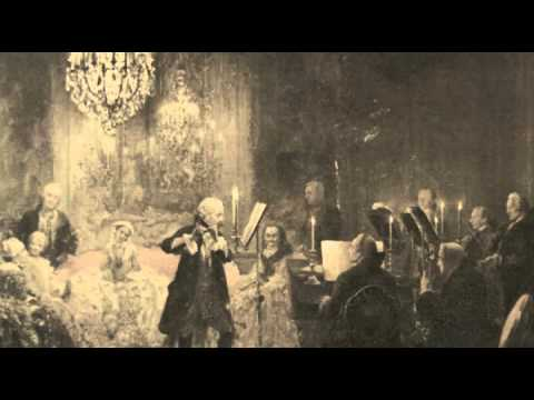 J. S. Bach - Musical Offering BWV 1079 Trio sonata (1st mvt) Largo