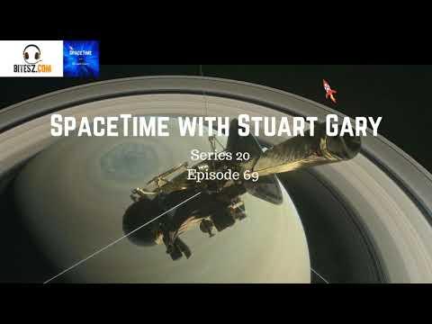Cassini mission end countdown - SpaceTime with Stuart Gary S20E69