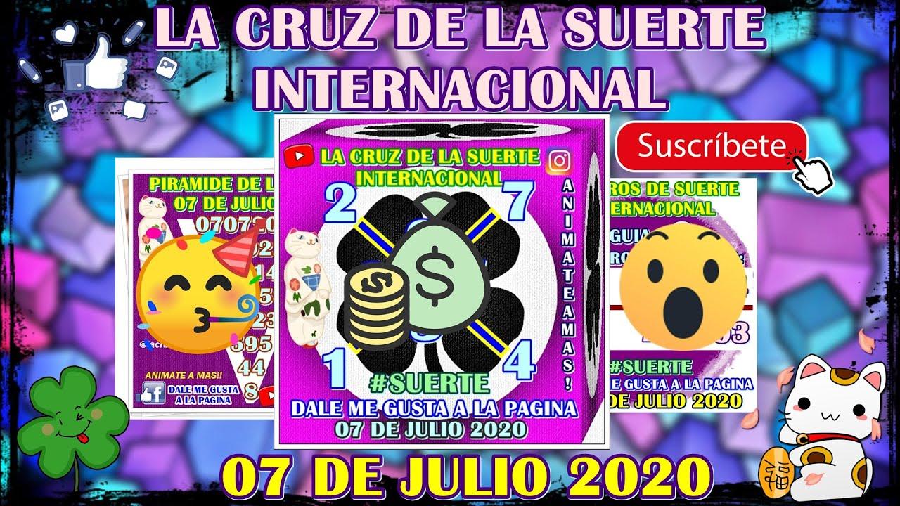 Cruz!! 07 de Julio 2020 - la cruz de la suerte