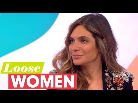 Ayda Field Convinced Robbie Williams To Get His Back Waxed  Loose Women