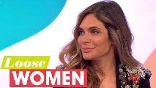 Ayda Field Convinced Robbie Williams To Get His Back Waxed | Loose Women