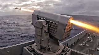 Rolling Airframe Missile • Last Chance To Stop Incoming