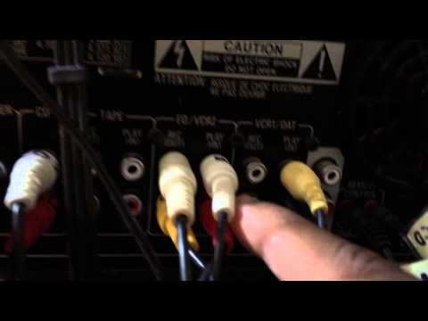 Technics stereo system part 3