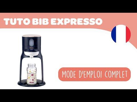Préparateur de biberon Bib'Expresso® night-blue vidéo