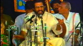 K.J.Jesudas - Ksheerasagara  - Devagandhari_148th Thyagaraja Aradhana, Thiruvaiyaru (1995)
